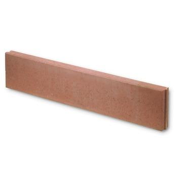 Boordsteen Beton Rood 100x20x6 cm