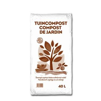 Budget garden bodemverbeteraar tuincompost 40 L
