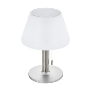 Lampe de table à énergie solaire Eglo