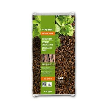 Agrofino couvre sol écorces décoratives Pinus Maritimus 10/20 mm 60 L
