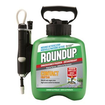 Roundup onkruidbestrijder voor pad & terras Nano 2,5 liter