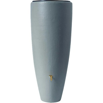 Tonneau de pluie Garantia avec jardinière 300 L gris