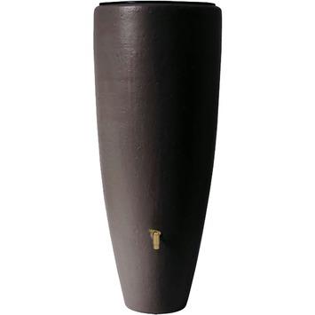 Garantia Regenton met plantenbak bruin 300 Liter