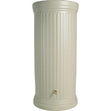 Tonneau de pluie Garantia colonne romaine sable 500 l