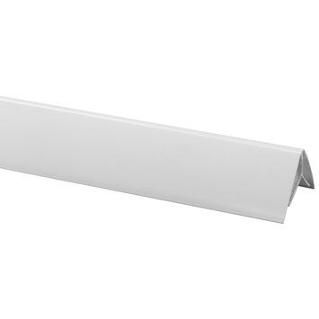 Angle intérieur fixe 270 cm blanc