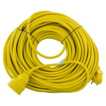 Rallonge Exin jaune 3x1,5 mm² - long. 40 m