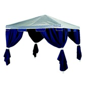 Protection anti-pluie pour tente de jardin Havane 3x3 m