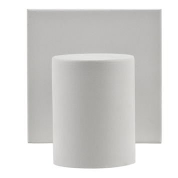 GAMMA opbouwspot Genua 1-lichts mat wit