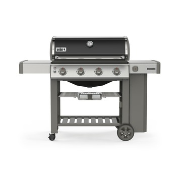 Weber gasbarbecue Genesis II E-410 GBS zwart