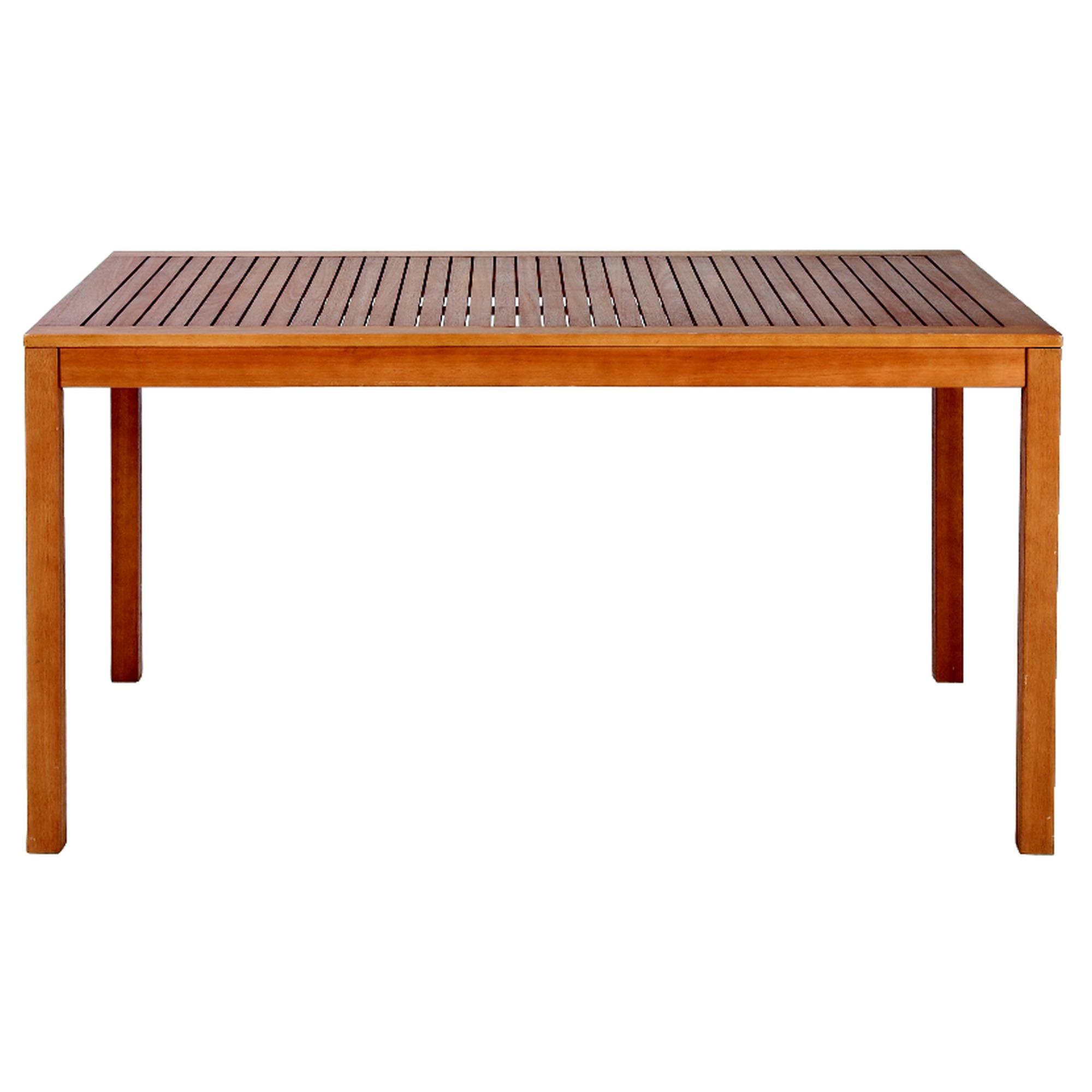 Table Portofino bois  Tables de jardin & salons de jardin ...
