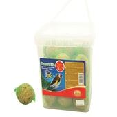 Seau de boules pour mésanges 35x90 g