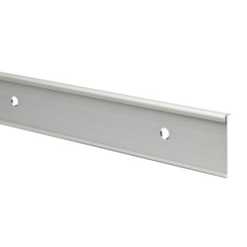 Profilé en aluminium Flexxstairs basic 119 cm argenté 5 pièces