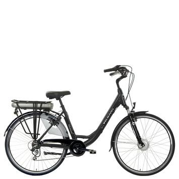 Pelikaan Advanced 6sp elektrische fiets dames grijs
