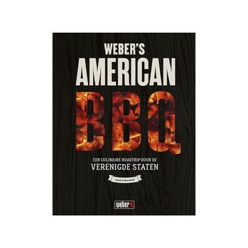 Weber's American BBQ receptenboek