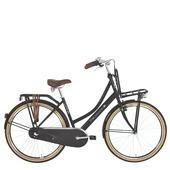Vélo de transport pour femme 53 cm Carry on Pelikaan noir