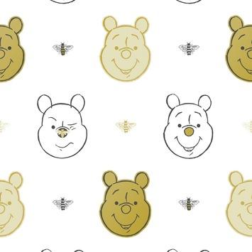 Papierbehang Winnie the Pooh