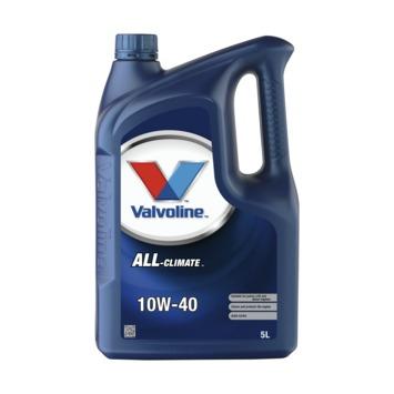 Valvoline All Climate 10W40 5L