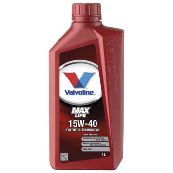 Valvoline Maxlife 15W40 1L