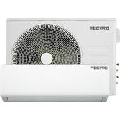 Tectro split ariconditioning TSCS 1025 indoor en outdoor unit