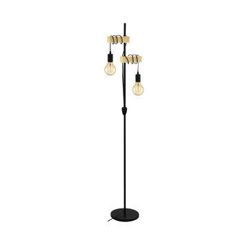 Eglo Townshend vloerlamp