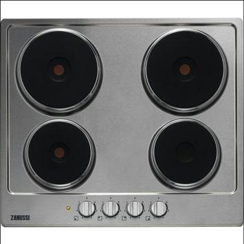 Table de cuisson électrique Zanussi ZEE6942FXS 4 zones