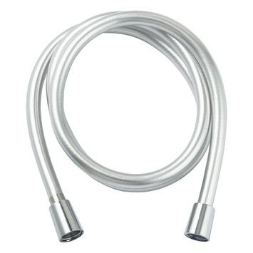 Flexible de douche ATLANTIC 200 cm PVC argent