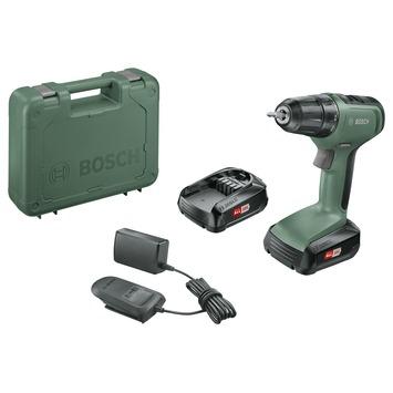Perceuse-visseuse sur accu 18 V Bosch UniversalDrill 18