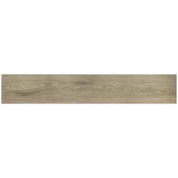 Vloertegel Extra Wood Oak 20x120 cm 0,96 m²