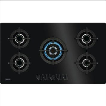 Table de cuisson au gaz Zanussi ZGO98520BA 5 zones 90 cm