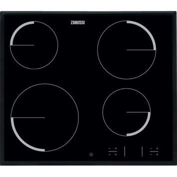 Table de cuisson électrique ZEV6340NBA 4 zones Zanussi