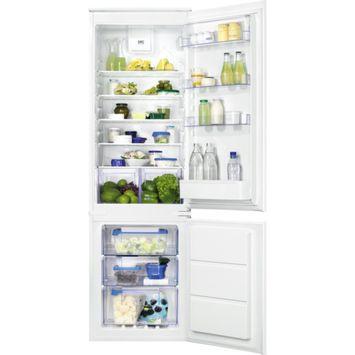 Zanussi Combiné réfrigérateur-congélateur ZBB28655SA