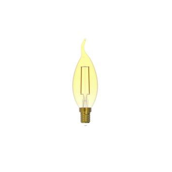 Ampoule flamme filament LED Handson E14 200 lm