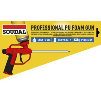 Soudal PU schuimpistool DIY