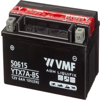 Batterie moto Duracc powersport YTX7A-BS