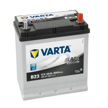 Batterie de voiture VARTA black dynamic 12V 45Ah B23