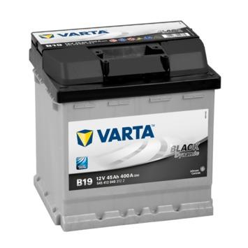 VARTA black dynamic 12V 45Ah B19