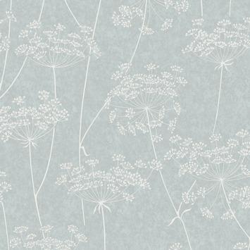 Graham & Brown vliesbehang Aura mintgroen 33-302 10 m x 52 cm