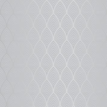 Vliesbehang Bercy grijs 105211