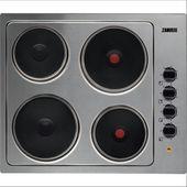 Zanussi elektrische kookplaat ZEE6140FXA 4 zones