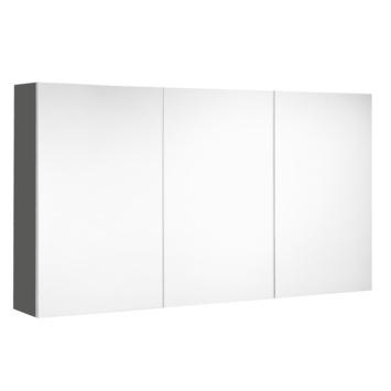 Armoire de toilette Look Allibert 120cm gris