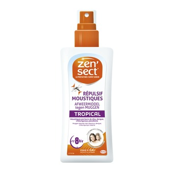 Zensect lotion skin protect tropic 100 ml