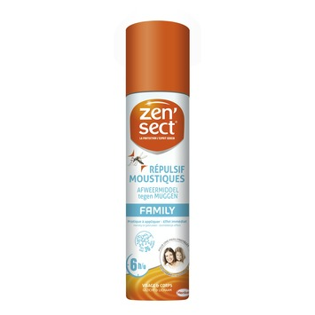 Zensect aerosol skin protect 100 ml