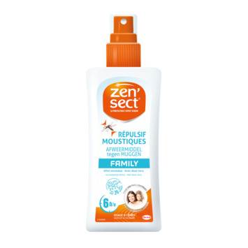 Zensect skin protect lotion 100 ml