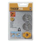 Tigerfix type 1 pour Boston/Impuls/Items Tiger 2 pièces