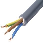 Profile XVB-Cca kabel grijs 3g 2,5 mm² - lengte 100 m