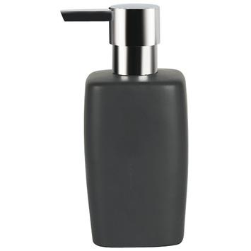 Spirella Retro zeepdispenser zwart