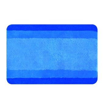 Spirella Balance badmat blauw 60 x 90 cm