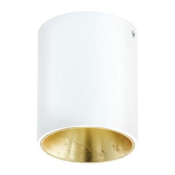 Plafondlamp Polasso EGLO LED wit/goud