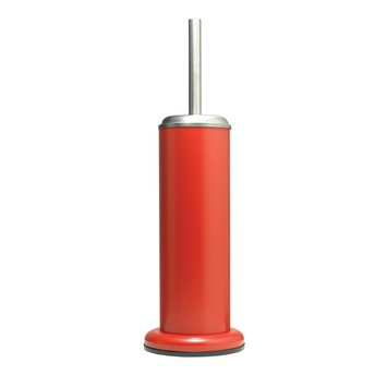 Sealskin Acero wc-borstelset rood