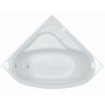 Baignoire d'angle Jacana Allibert ± 135x135 cm toplax blanc